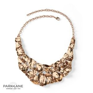 Park Lane Mira Necklace Rose Gold